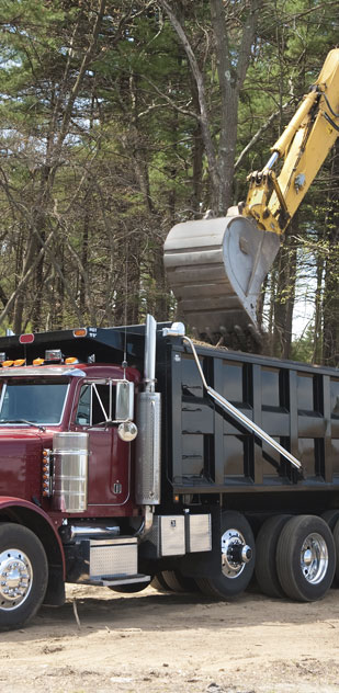 Pete And Sons Grading LLC hauling services